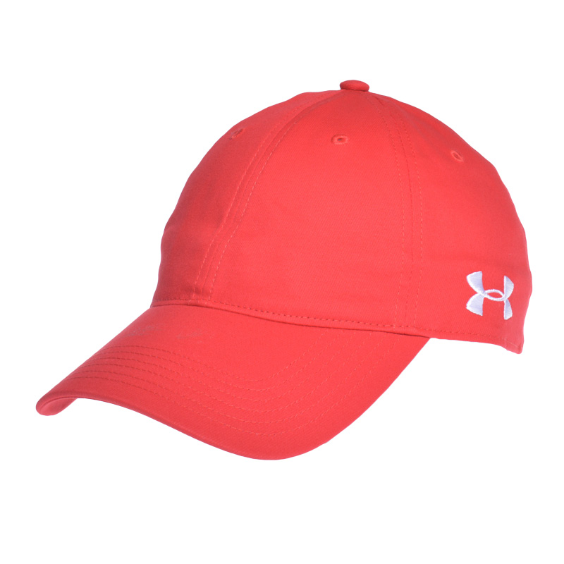 Under Armour Chino Relaxed Team Men's Cap (Red)