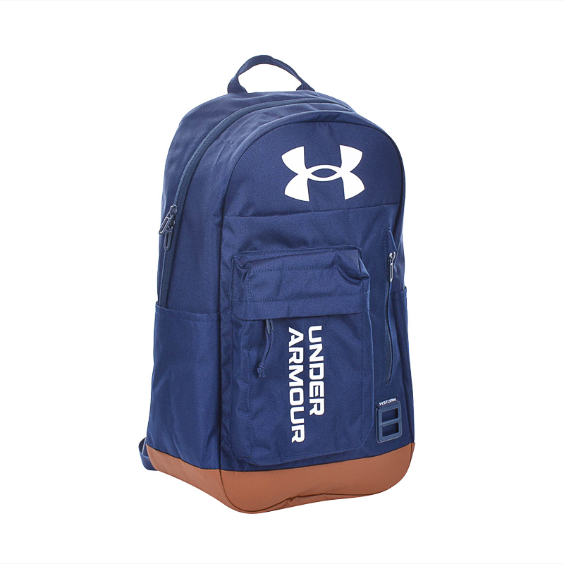 Under Armour Halftime Backpack (Academy/Onyx/White)