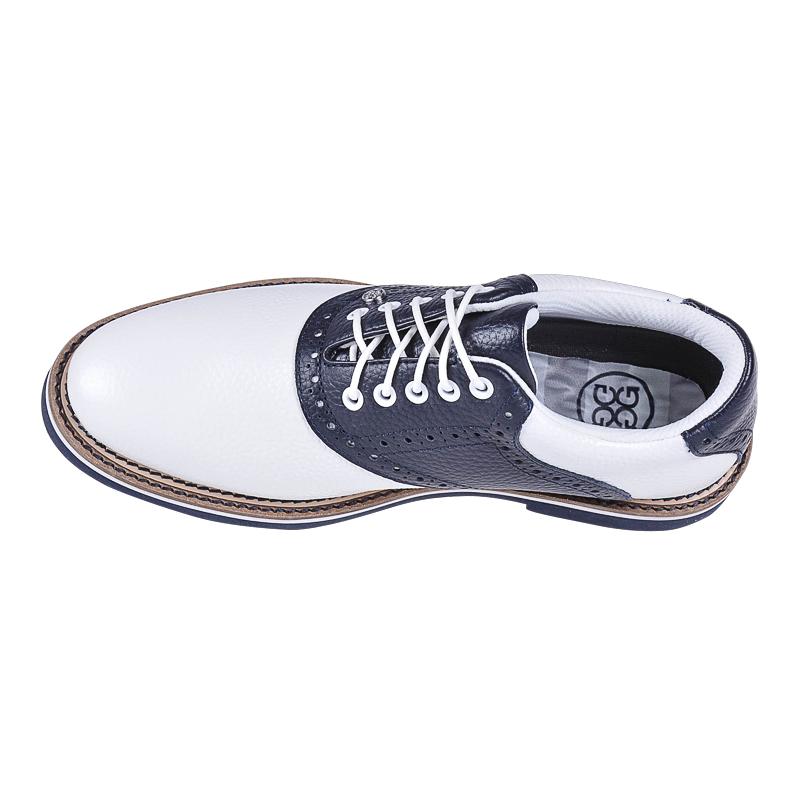 Gfore Saddle Gallivanter Men's Spikeless Shoes (Snow/Twilight)