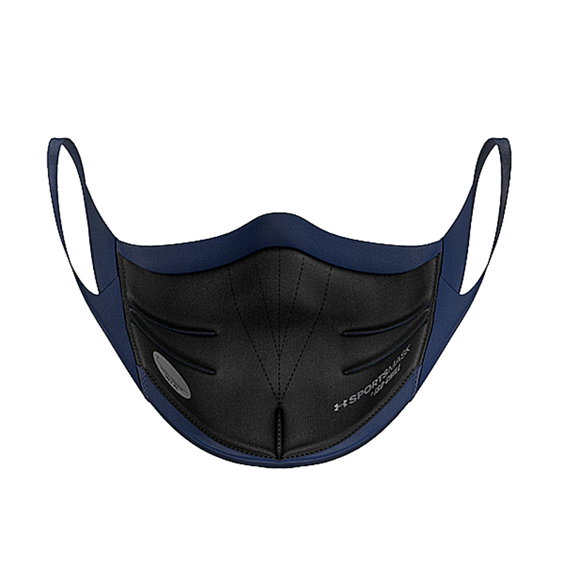 Under Armour Ua Sports Mask (blue) Not Applicable