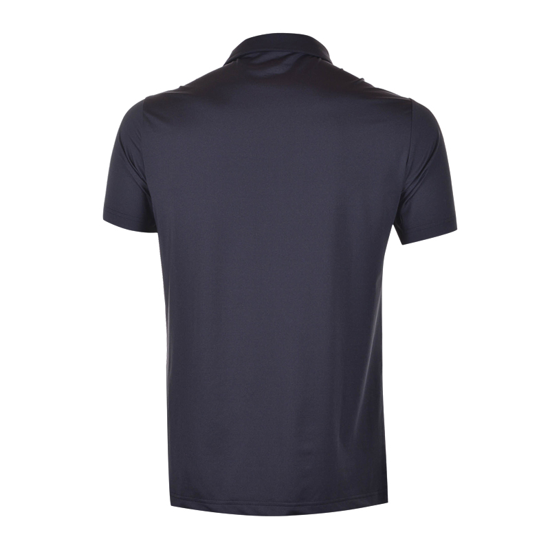 Bell & Page Parallelogram Print Polo Men