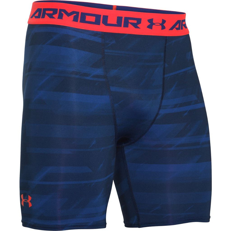 Under Armour Hg Printed Comp Inner Shorts Men