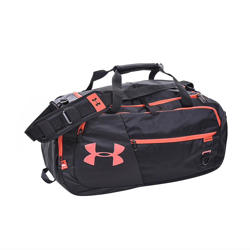 Under Armour Undeniable 4.0 Medium Duffle Bag (steal Grey/white) Not Applicable