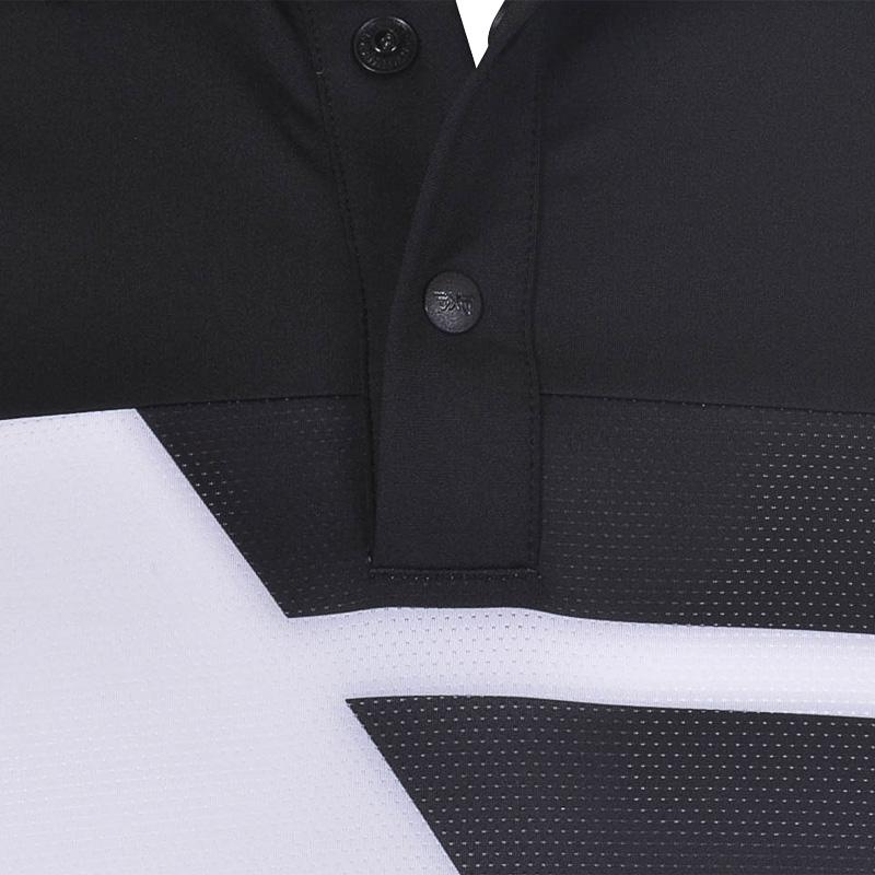 Pxg Colour Block Men's Polo (white) Men