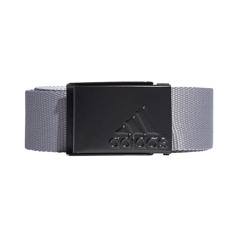 Adidas Reversible Webbing Belt (grey) Not Applicable