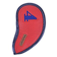 General Item Collys Number Iron Cover (9pcs/pack) (red) Not Applicable