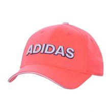 Adidas Twill Women's Cap (Red)
