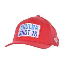 Gfore Coulda Shot 76 Snapback Men's Cap (Cherry)