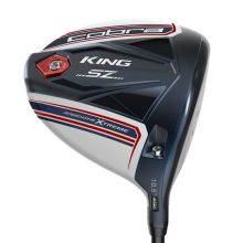 Cobra King SZ Extreme Limited Edition Pars and Stripes Men's Driver (Ventus Blue 6)