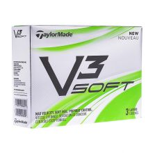 Taylormade V3 Soft (2019) Golf Ball Not Applicable