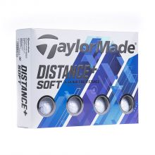 Taylormade Distance + Soft (2020) Golf Ball Not Applicable