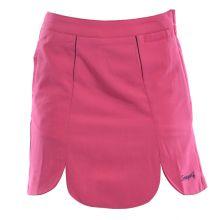 Serafina Cotton Polyester Women's Skort (Pink)