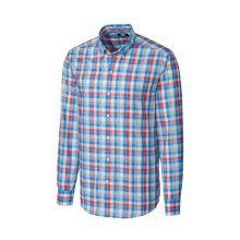 Cutter & Buck Dylan Plaid Woven Men's Longsleeve Shirt Men
