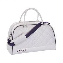 Onoff Sporty Women's Boston Bag (white/purple) Women