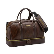 Honma Beres Boston Bag (brown) Not Applicable