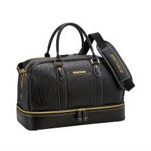 Honma Beres Boston Bag (black) Not Applicable