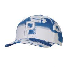 Puma Paint Pattern P 110 Men's Cap (True Blue)