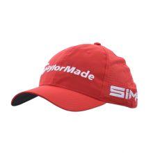 TaylorMade Lite Tech Tour Men's Cap (Red)