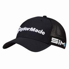TaylorMade Lite Tech Tour Men's Cap (Black)